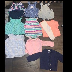 3m baby girl clothes